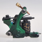 Custom Cast Iron Tattoo Machine Liner Shader Gun (HM36)