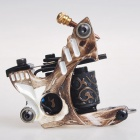 Custom Cast Iron Tattoo Machine Liner Shader Gun (HM37)