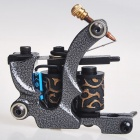 Custom Cast Iron Tattoo Machine Liner Shader Gun (HM38)