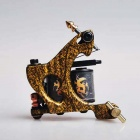 Custom Cast Iron Tattoo Machine Liner Shader Gun (HM47)