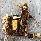 Top Custom Cast Iron Tattoo Machine Gun Shader (HM53)
