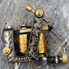Top Custom Cast Iron Tattoo Machine Shader (HM54)