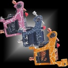 Professional Tattoo Machine Guns Set (3-Piece Pack)