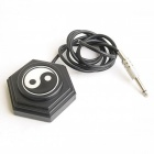 Tai Chi Logo Tattoo Foot Pedal Switch for Machine Power Supply