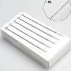 1RL Round Liner Tattoo Needles (50-Piece Pack)