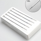 3RL Round Liner Tattoo Needles (50-Piece Pack)