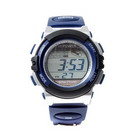 Solar Powered Sports Watch (Blue)