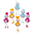 Candy Doll Hanging Decorative Gadget (6 Pack)