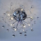 Modern Crystal Chandelier with 9 Lighting (K10 Crystal)