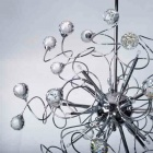 Contemporary Crystal Chandelier with 15 Lights (K9 Crystal)