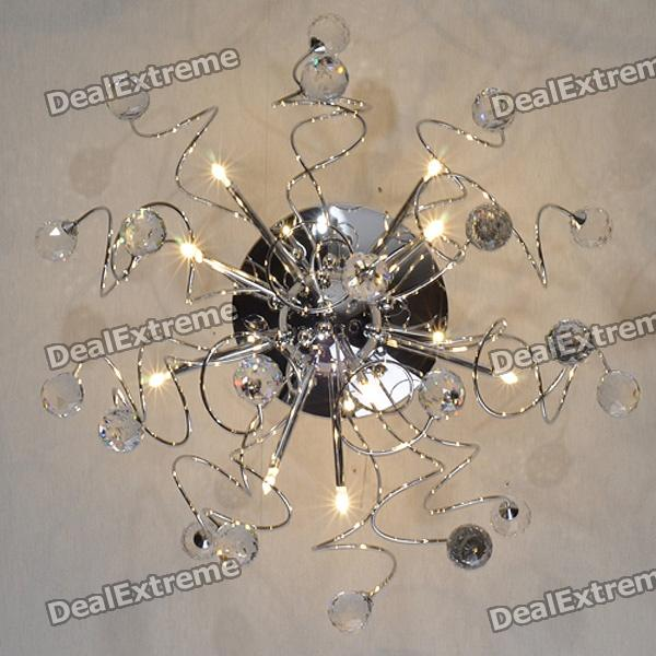 Modern Crystal Chandelier with 9 Lights (K9 Crystal)