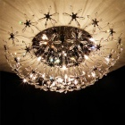 New Floral Crystal Flush Mount with 20 Lightings