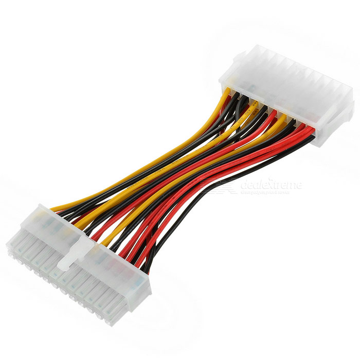 24-Pin a 20-Pin Power Cable PC