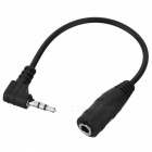 DC 2.5 to 3.5 Minijack Cable