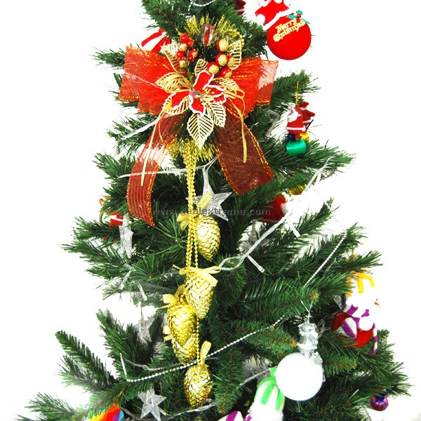 Pine nuts christmas tree hanging ornament free shipping