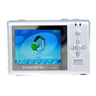 2.4-inch LCD MP4 Player with 1.3MPixel Digital Camera (1GB/SD Card-Slot/FM Radio/DV)