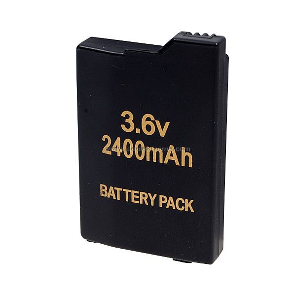 2400mAh Replacement Battery Pack for PSP Slim/2000
