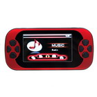 3.0-inch Wide Screen LCD MP4 Player with SD Slot (1GB/AVI + SRT Subtitles/Game Support)