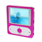 2.4-inch LCD MP4 Player with SD Card-Slot and FM Radio (1GB)