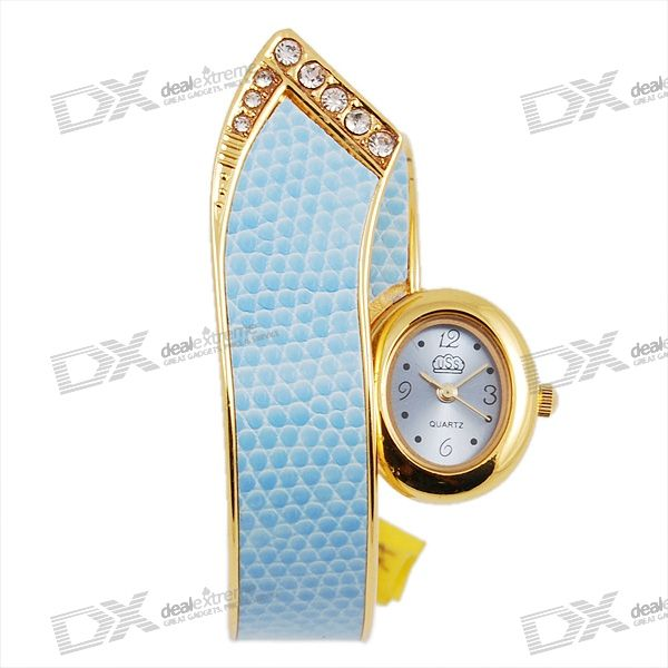 Stylish Bracelet Lady Quartz Watch