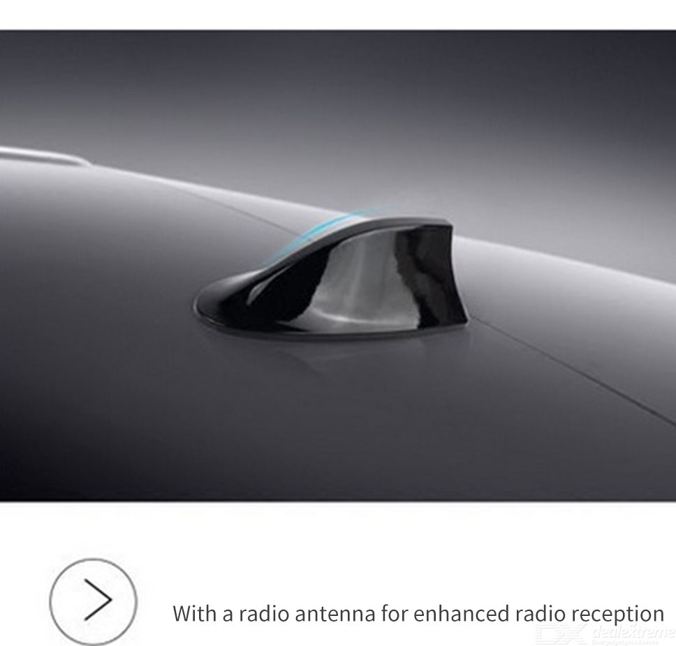 Other Exterior & Accessories - Car Roof Shark Fin Antenna