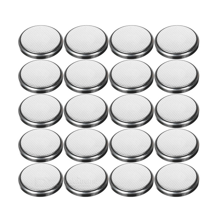 2032 Cell Batteries - Silver (20PCS)
