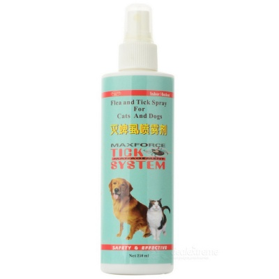 Flea Control Spray for Pets - 250ml (Cats & Dogs)