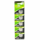 GP CR2032 3V Lithium Cell Button Battery (5-Piece Pack)
