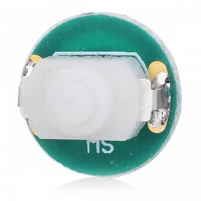 17mm Replacement Clicky Switch Module for Flashlight (DC 3.7~4.2V)