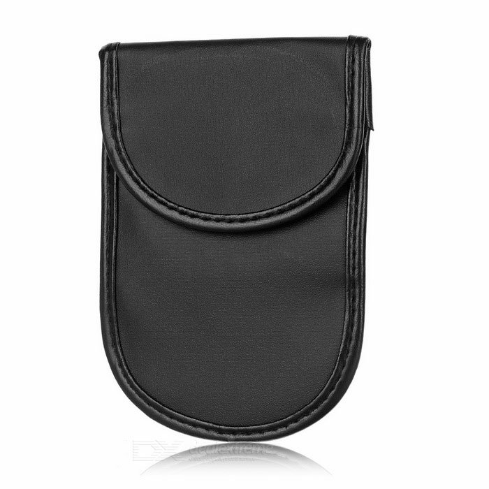 Cell Phone Signal Blocker Pouch - Black