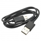 USB to Micro Charging Data Cable for Cell Phone / Tablet & More -Black