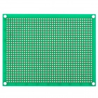 Double-Sided Glass Fibre PCB Prototype Board for Arduino (11*8.5cm)