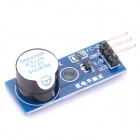 DIY Active Low Level Trigger Buzzer Alarm Module for Arduino (Works with Official Arduino Boards)