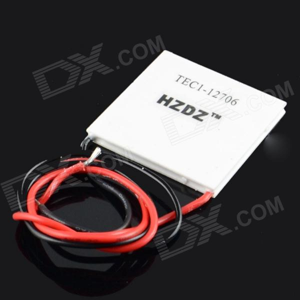 TEC1-12706 50~72W Semiconductor Thermoelectric Peltier Cooler Heater