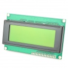"""3.1"""" 2004A 20x4 Character LCD Module Display - Blue"""
