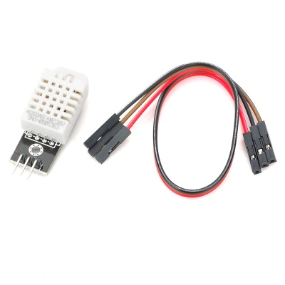 DHT22 2302 Digital Temperature and Humidity Sensor Module - White