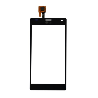 Genuine Replacement Touch Screen Digitizer for LG P880 Optimus 4X HD - Black