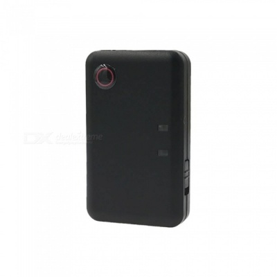 Universal Rechargeable Bluetooth V2.1 + A2DP Music Receiver for Iphone / Ipod / Ipad + More - Black