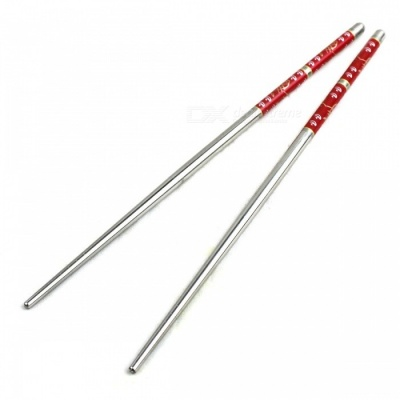 Stylish Stainless Steel Chopsticks