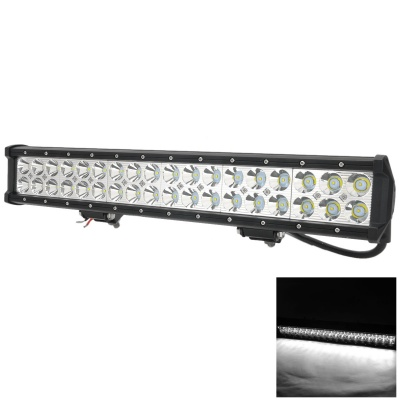 108W 7560lm 6500K 30-Degree Spot White Working Lamp w/ 36-Cree XB-D for Off-Road Vehicle - Black