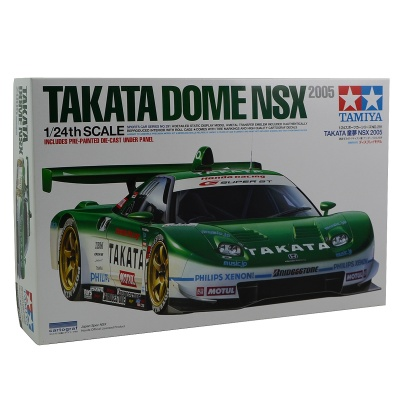 Tamiya 24291 Takata Dome NSX 2005 Die-cast Car Model