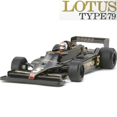 Tamiya 84122 RC Lotus Type 79 - F104W Remote Control Model Car