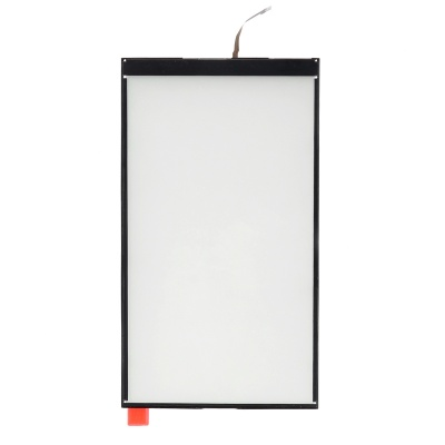 Replacement LCD Display Backlight Film for IPHONE 5 - Red + Silver