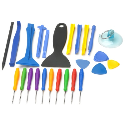 Universal Disassemble Tools Set for IPHONE / Samsung - Multicolored