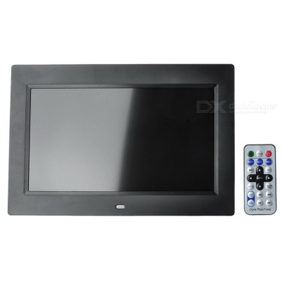 "10.2"" TFT Photo Frame / Multimedia Player w/ SD / Remote / Controller"