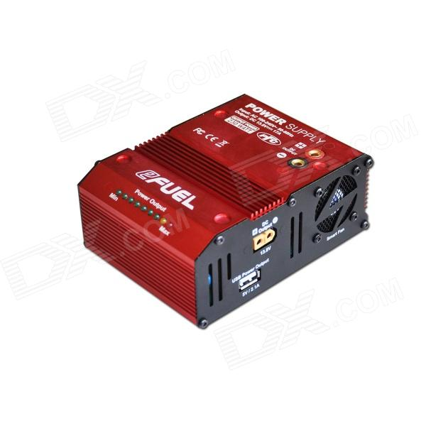 SKYRC SK-200017 eFUEL 13.8V / 17A Switching DC Power Supply - Red + Black