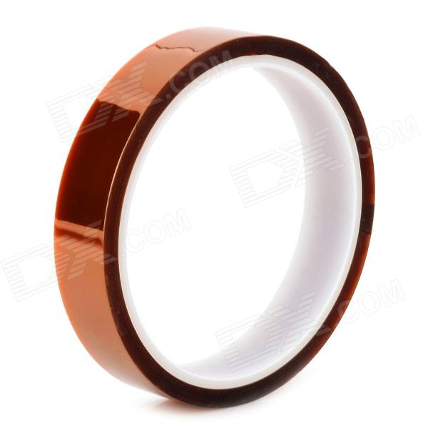 High Temperature Resistant Kapton Polyimide Tape - Tan (18mm*30m)