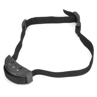 Petainer 853 Pet's Dog Training Anti-Barking Collar - Black