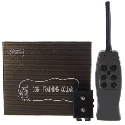 Pet Safe Beeping/Viberating Dog Training Collar with Remote Control (For Two Dogs/Rechargeable)