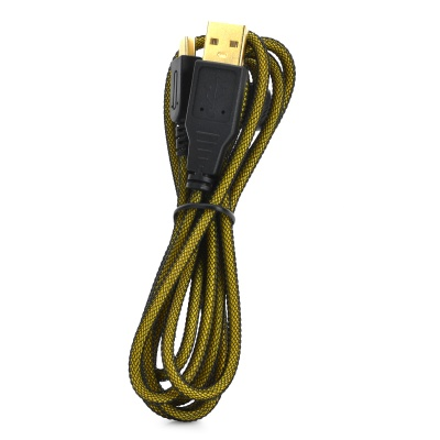 PROJECT USB Cable for NDSI DSILL DSIXL 3DS 3DSLL - Black (1.5m)